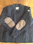Quilted handler's jacket